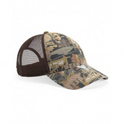 Kati OIL5M Oilfield Camo Mesh-Back Cap