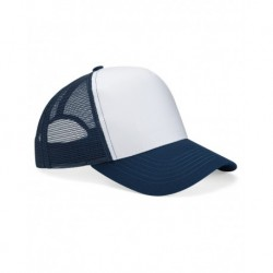 Mega Cap 6886 Recycled PET Mesh-Back Trucker Cap