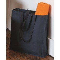 Q-Tees Q125400 27L Jumbo Shopping Bag