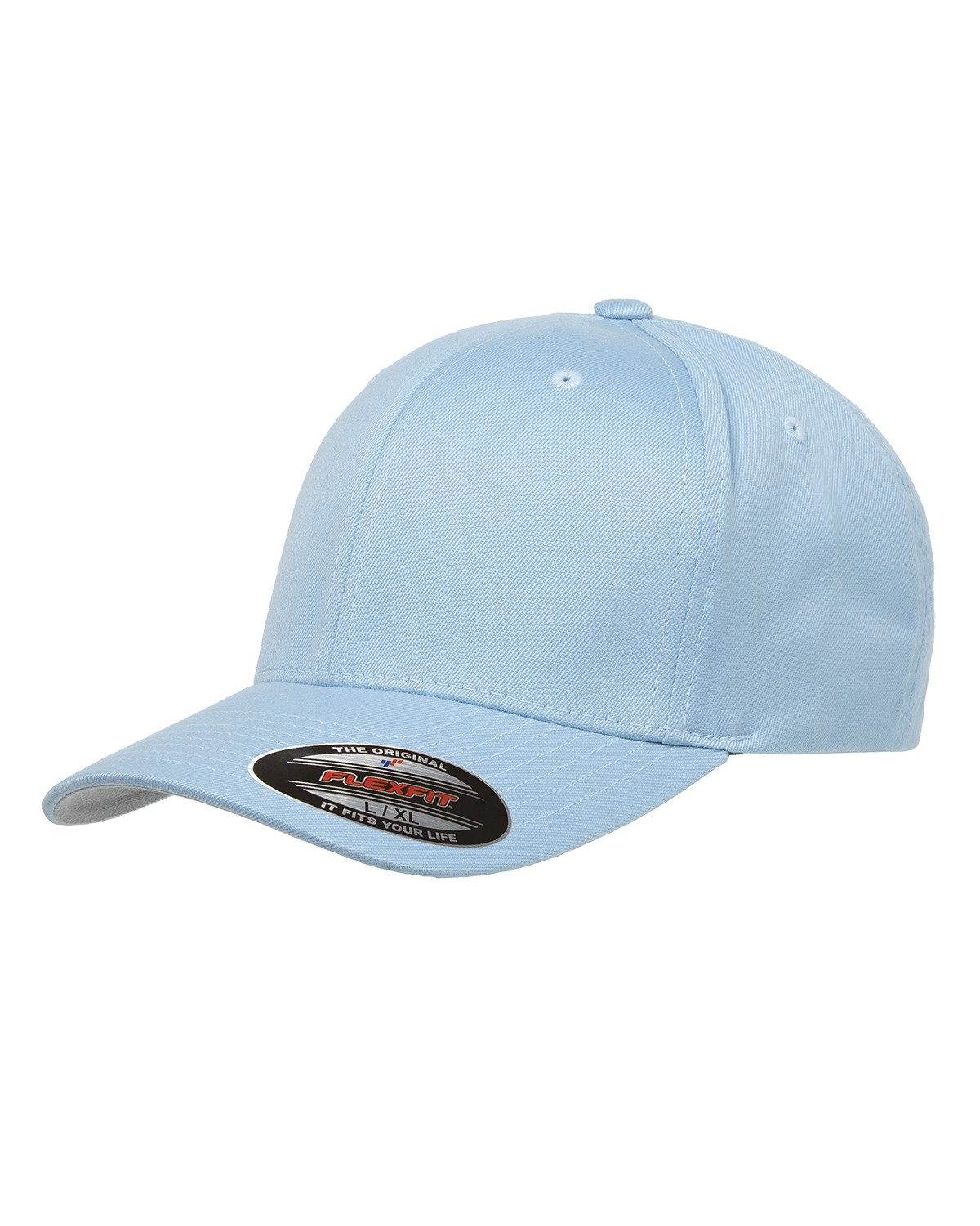 6277 Flexfit CAROLINA BLUE