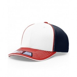 Richardson 172 Fitted Pulse Sportmesh Cap with R-Flex