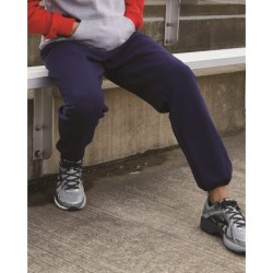 Russell Athletic 029HBM Dri Power Closed Bottom Sweatpants with Pockets