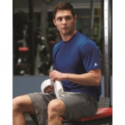 Russell Athletic 629X2M Core Performance Short Sleeve T-Shirt