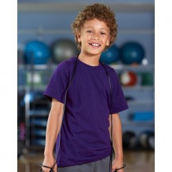 Russell Athletic 64STTB Youth Essential 60/40 Performance T-Shirt