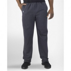 Russell Athletic 82PNSM Cotton Rich Fleece Open Bottom Sweatpants with Pockets