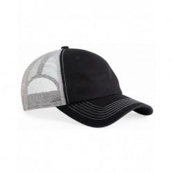 Sportsman 3100 Contrast-Stitch Mesh-Back Cap