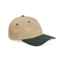 Sportsman 9610 Heavy Brushed Twill Unstructured Cap