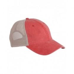 Sportsman SP510 Pigment-Dyed Trucker Cap
