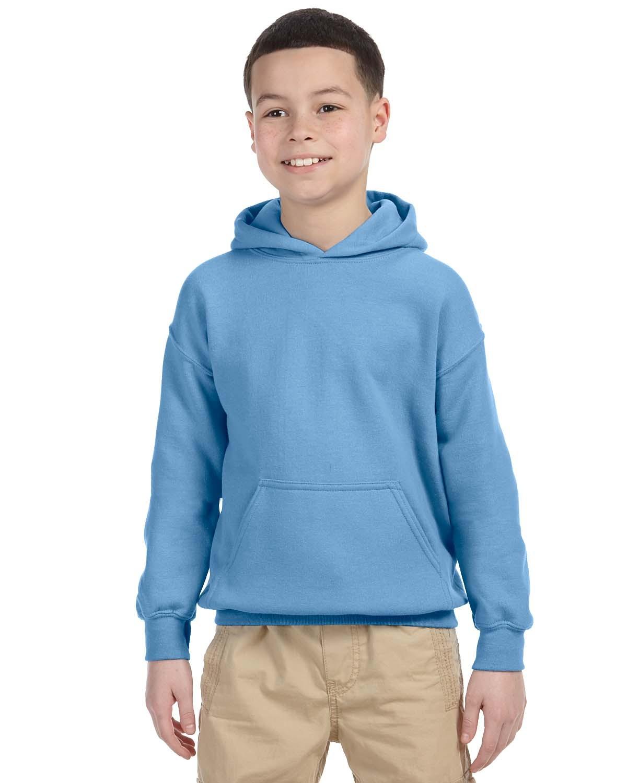 G185B Gildan CAROLINA BLUE
