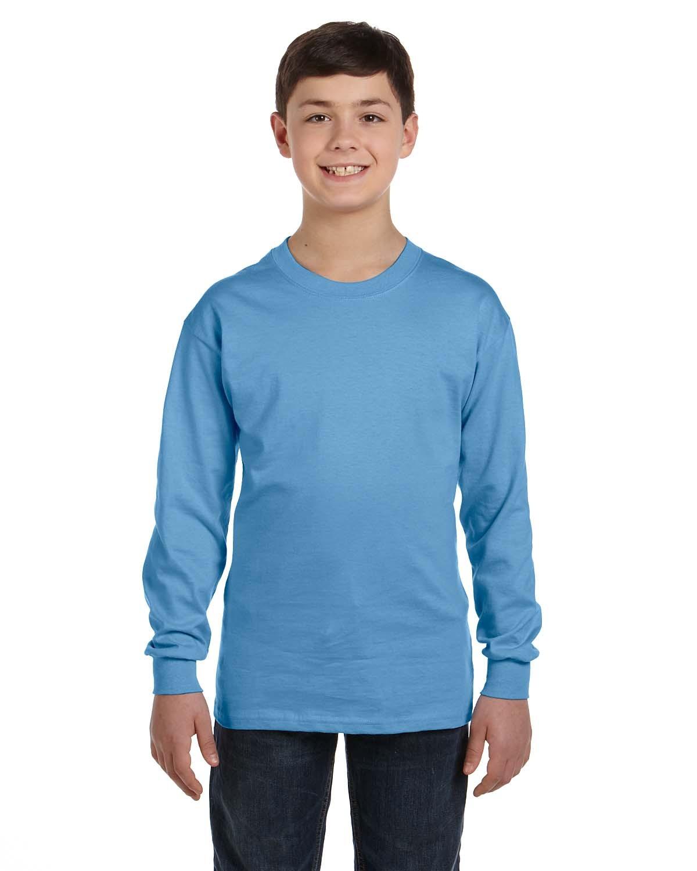G540B Gildan CAROLINA BLUE