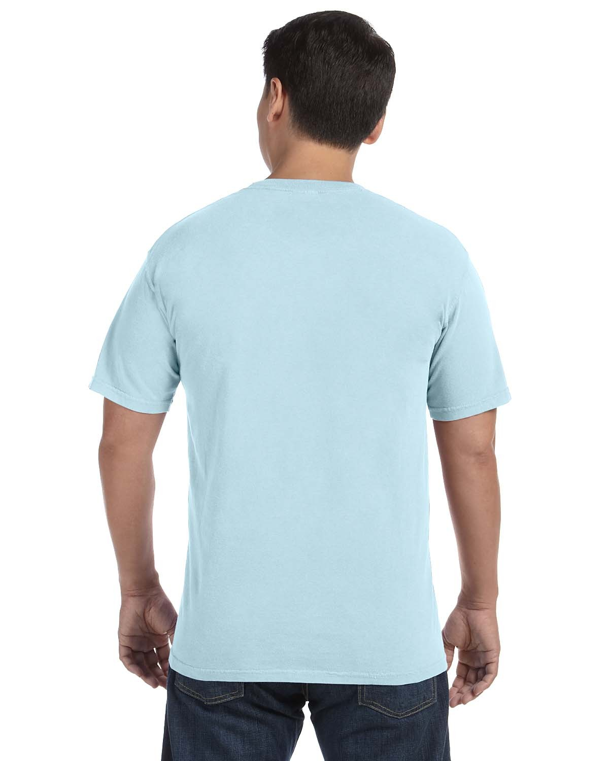 C1717 Comfort Colors CHAMBRAY