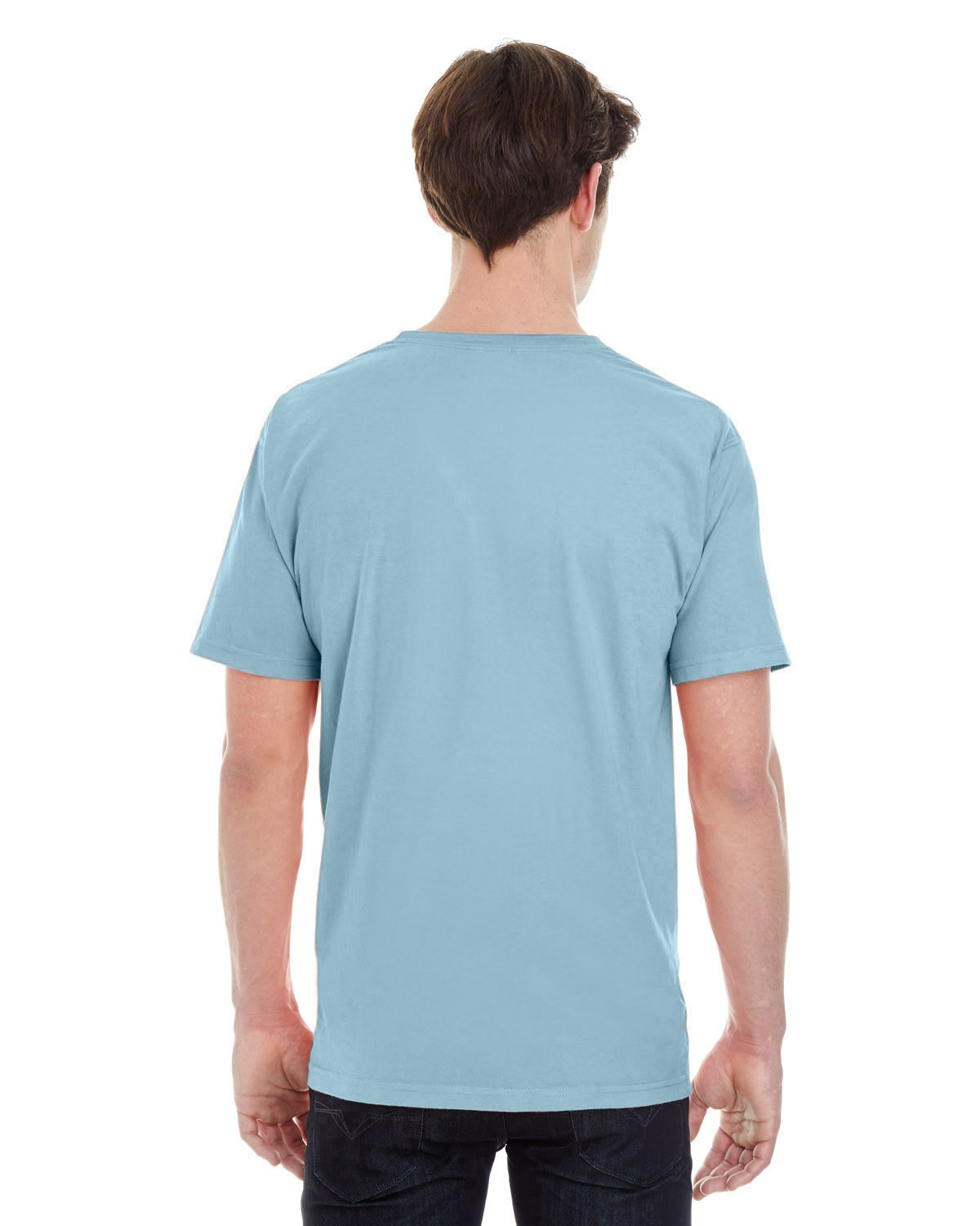C4017 Comfort Colors CHAMBRAY
