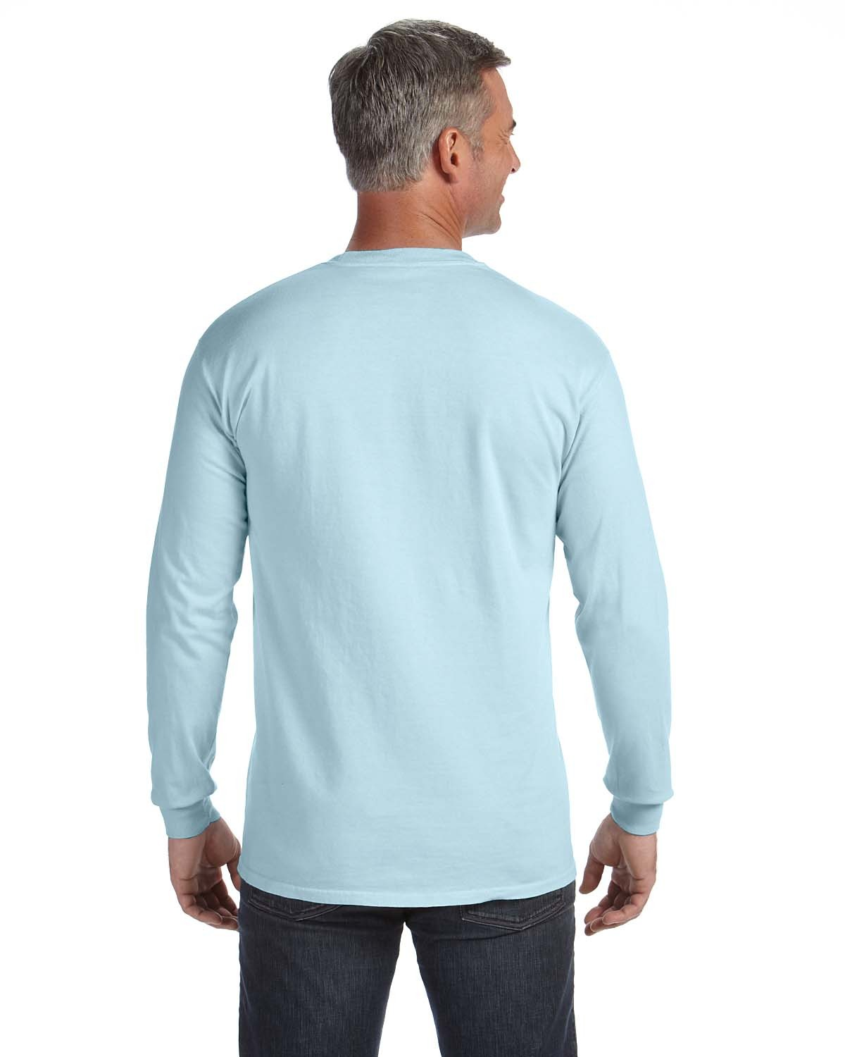 C4410 Comfort Colors CHAMBRAY