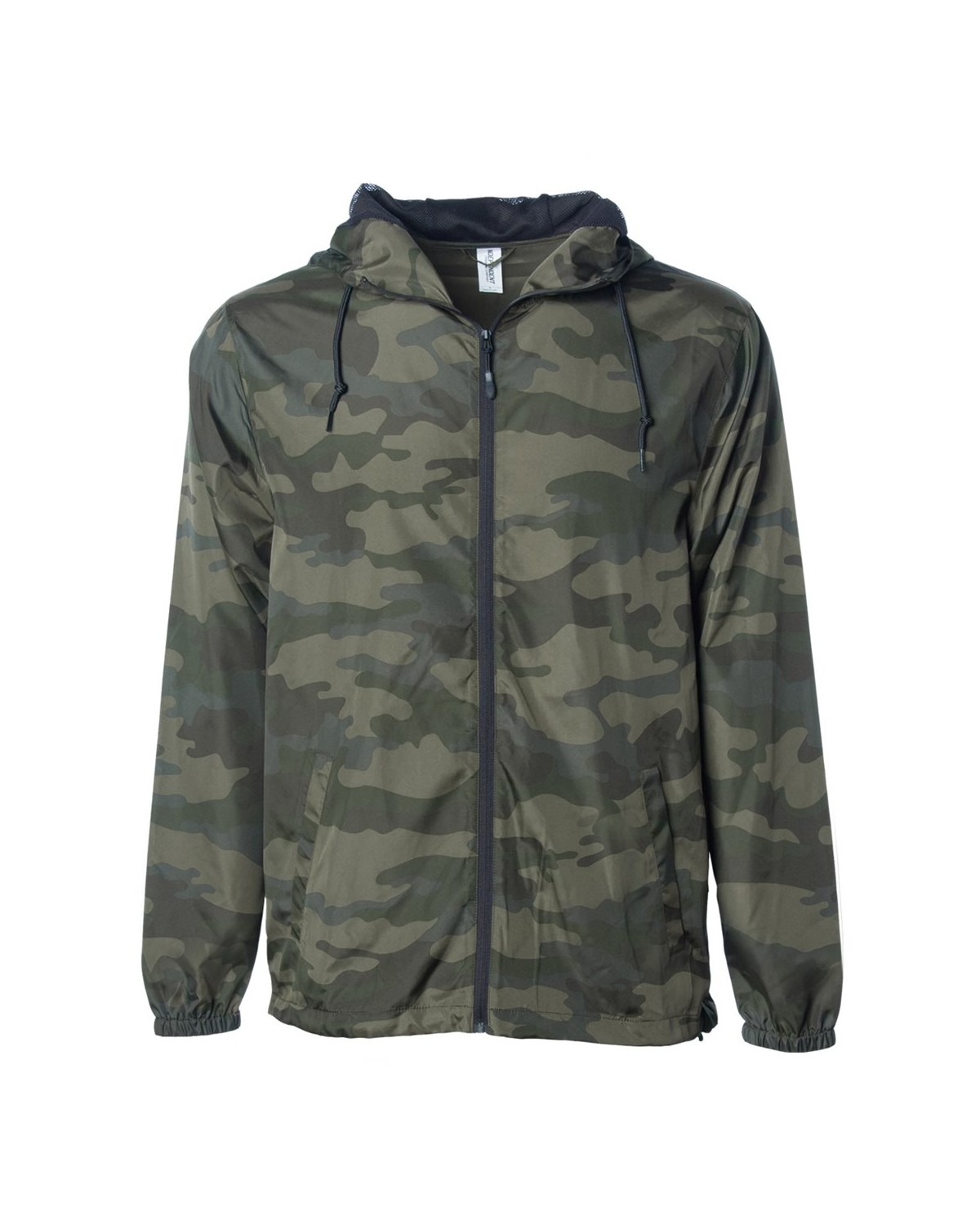 EXP54LWZ Independent Trading Company FOREST CAMO