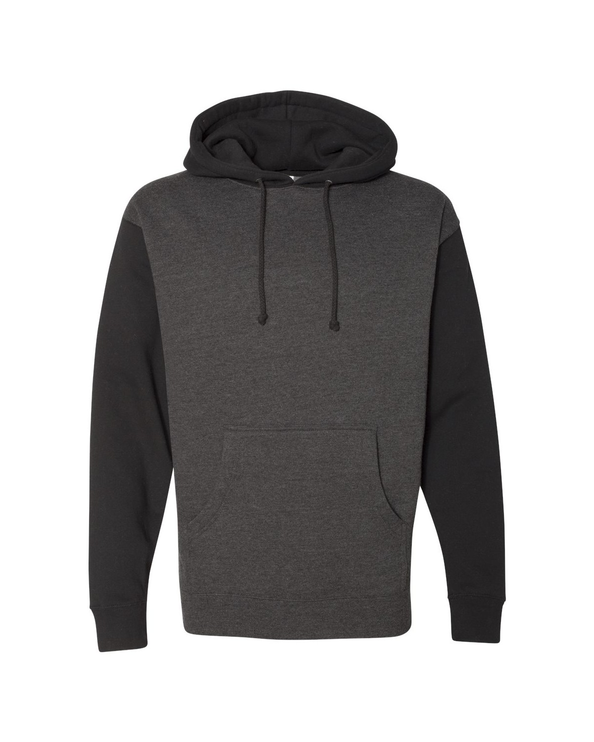 IND4000 Independent Trading Company Charcoal Heather/ Black
