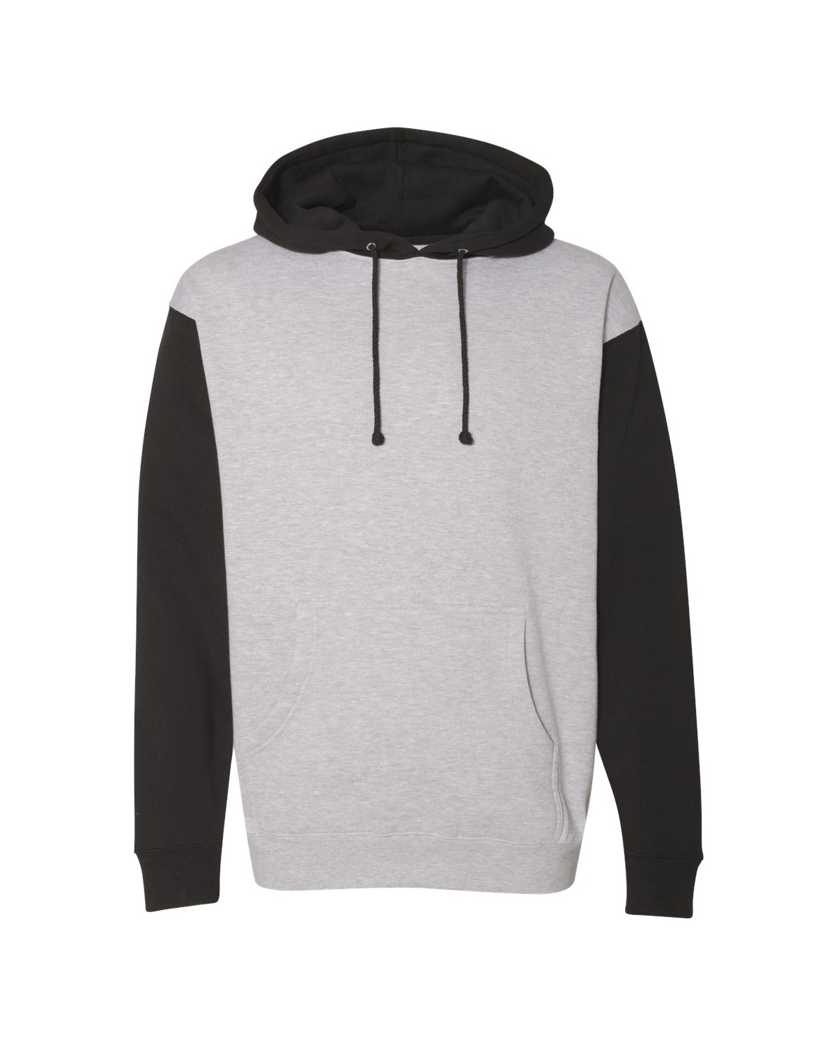 IND4000 Independent Trading Company Grey Heather/ Black