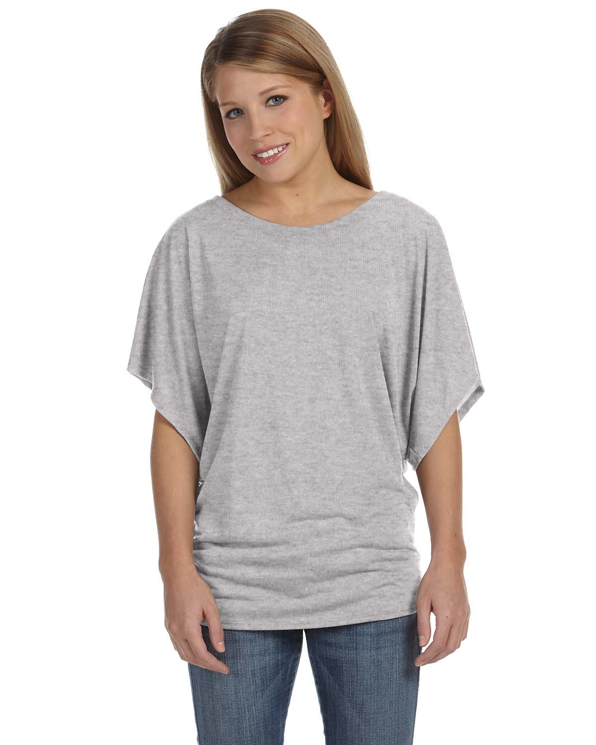 8821 Bella + Canvas ATHLETIC HEATHER