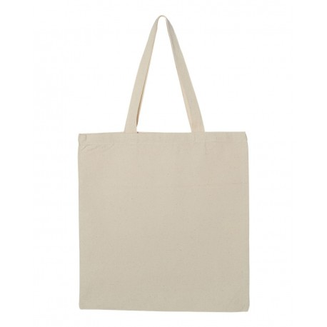 Q800 Q-Tees Q800 Promotional Tote NATURAL