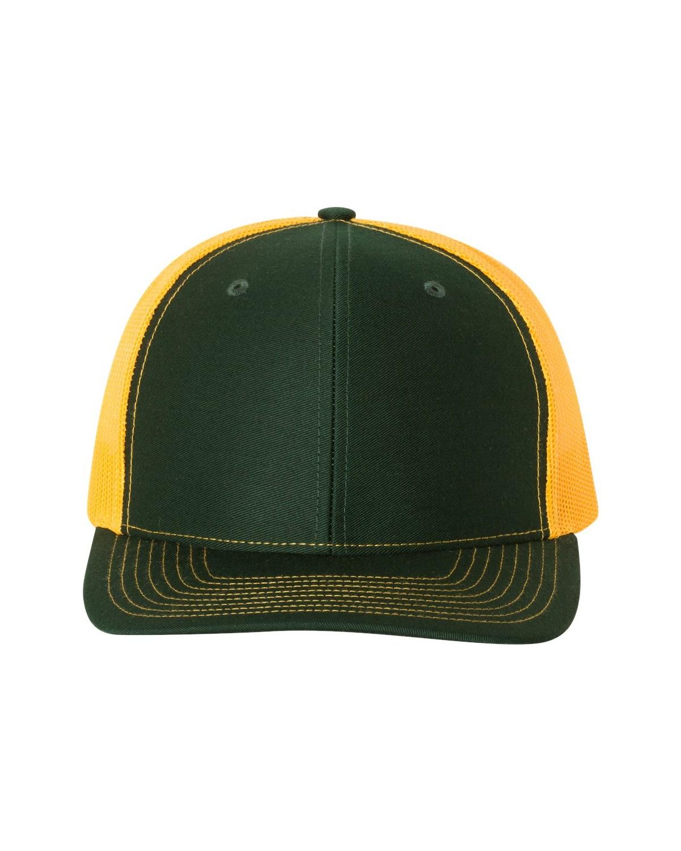 112 Richardson Dark Green/ Gold