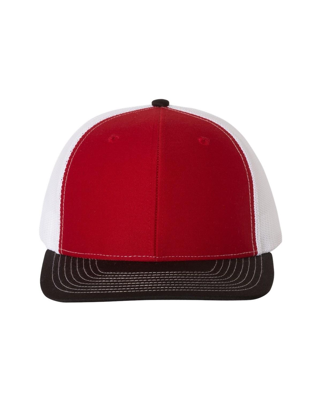112 Richardson Red/ White/ Black
