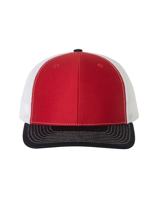 112 Richardson Red/ White/ Navy