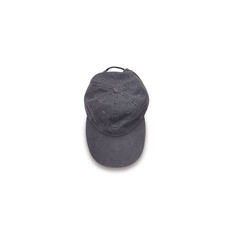 ACSB101 Adams ACSB101 Cotton Twill Pigment-Dyed Sunbuster Cap CHARCOAL