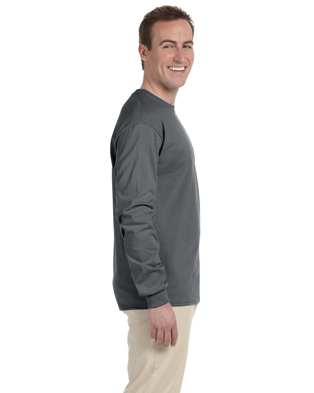 4930 Fruit of the Loom CHARCOAL GREY