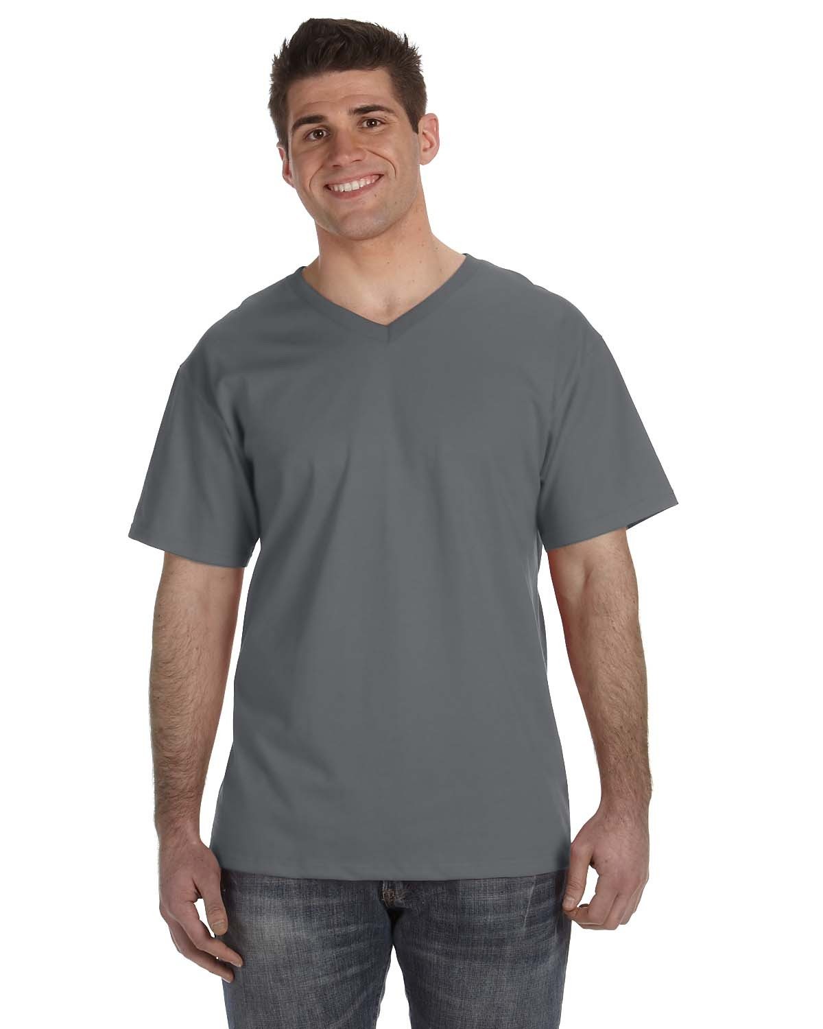 39VR Fruit of the Loom CHARCOAL GREY