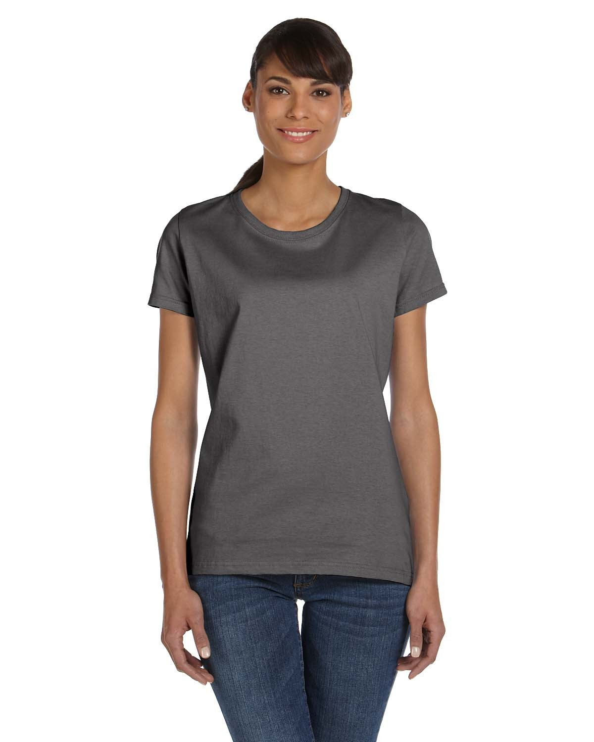 L3930R Fruit of the Loom CHARCOAL GREY