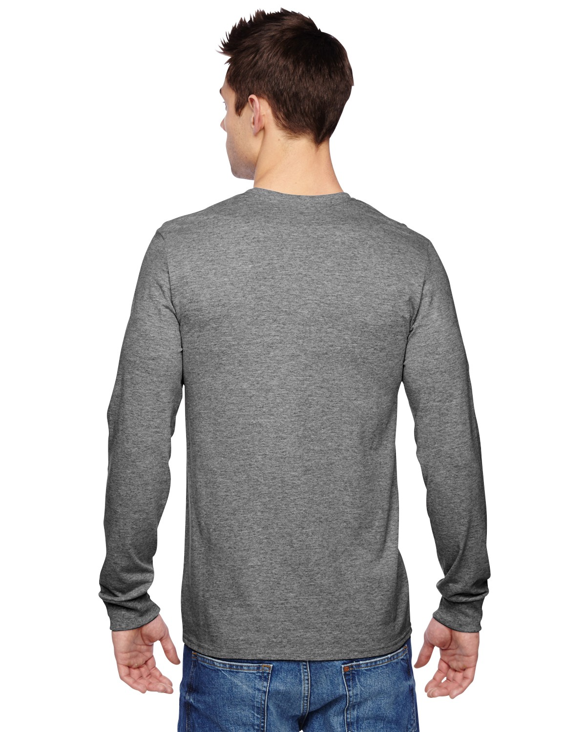 SFLR Fruit of the Loom CHARCOAL GREY