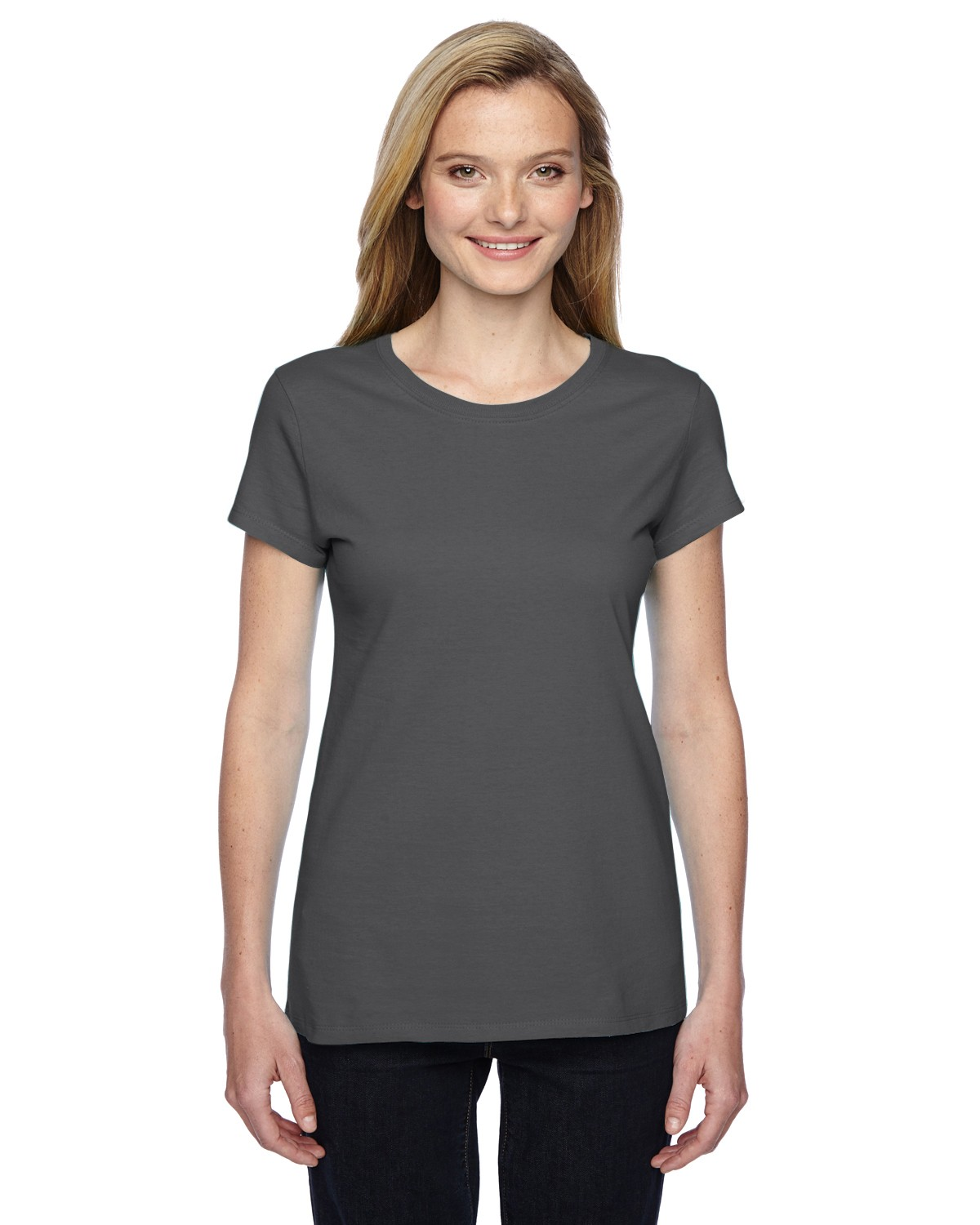 SSFJR Fruit of the Loom CHARCOAL GREY