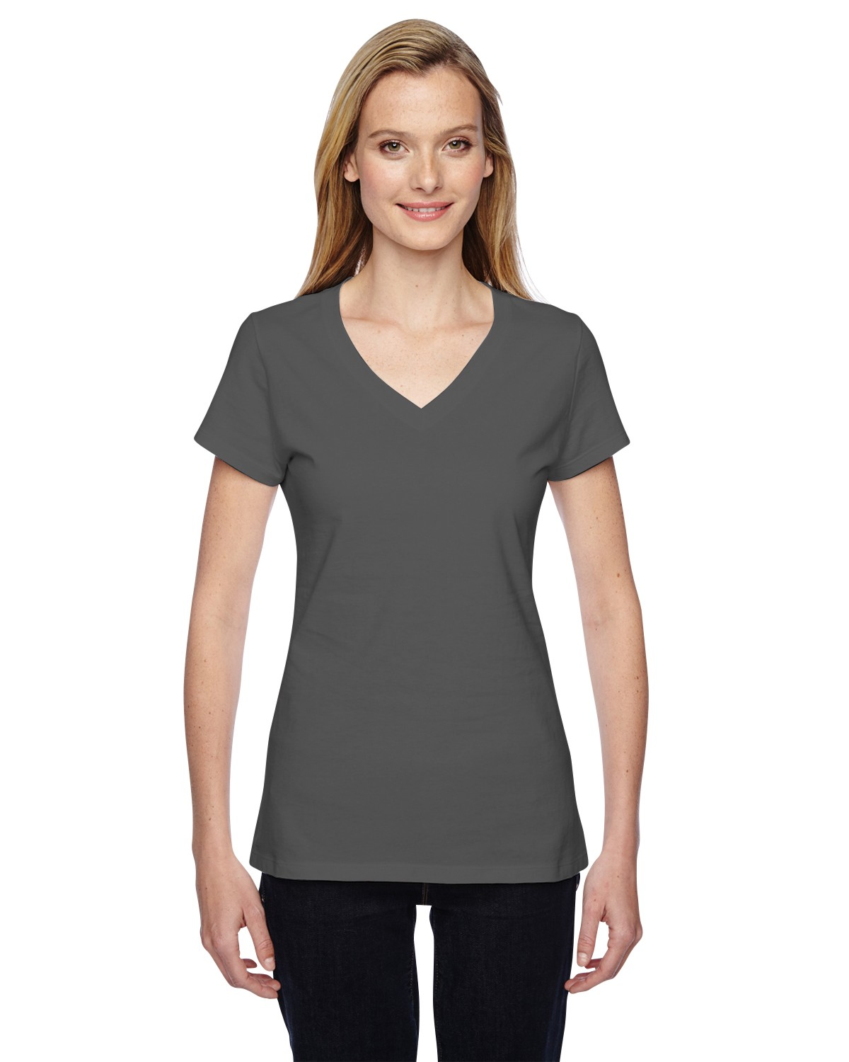 SFJVR Fruit of the Loom CHARCOAL GREY