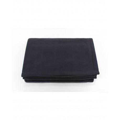 SPT5060 Pro Towels SPT5060 Sport Travel Premium Fleece Kanata Blanket CHARCOAL GRY