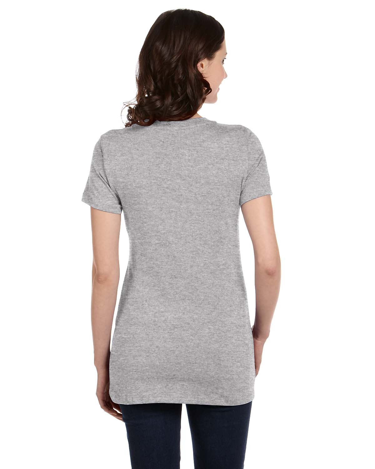 B6035 Bella + Canvas ATHLETIC HEATHER