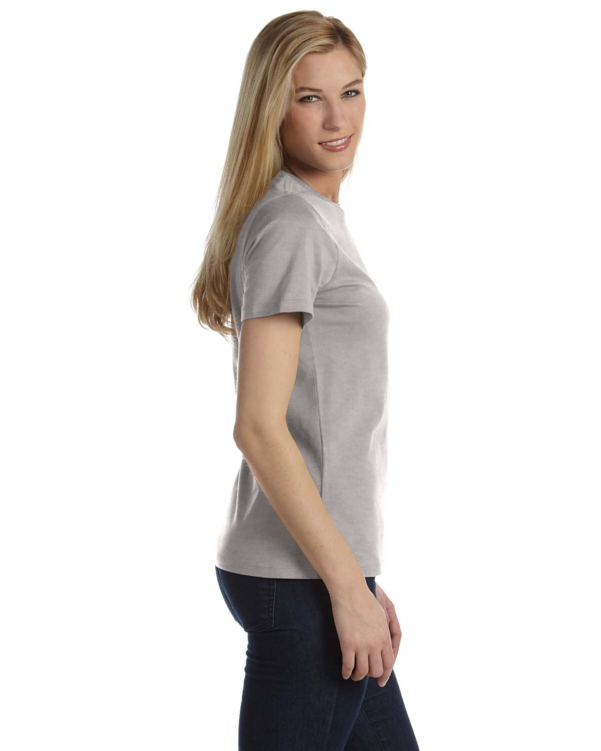 B6400 Bella + Canvas ATHLETIC HEATHER