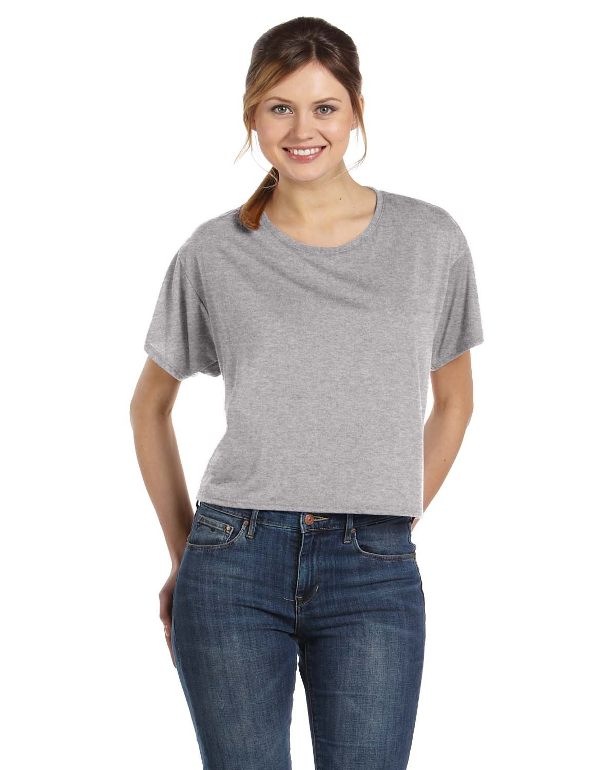 B8881 Bella + Canvas ATHLETIC HEATHER