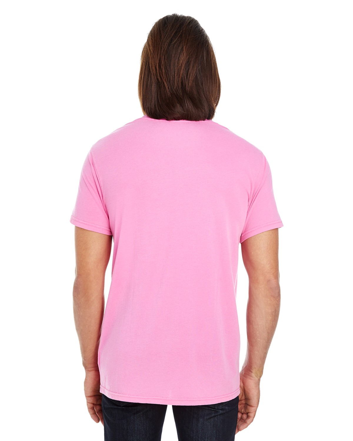 130A Threadfast Apparel CHARITY PINK