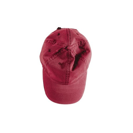 1912 Authentic Pigment 1912 Direct-Dyed Twill Cap CHILI