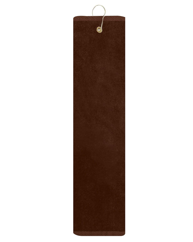 TRU35TF Pro Towels CHOCOLATE