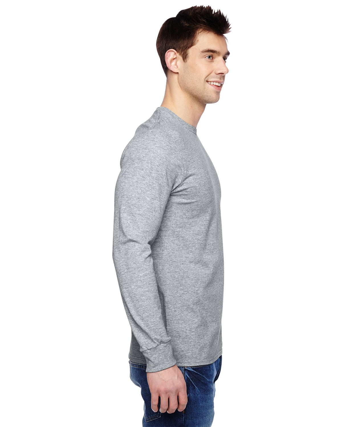 SFLR Fruit of the Loom ATHLETIC HEATHER