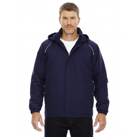 88189T Core 365 88189T Men's Tall Brisk Insulated Jacket CLASSIC NAVY 849