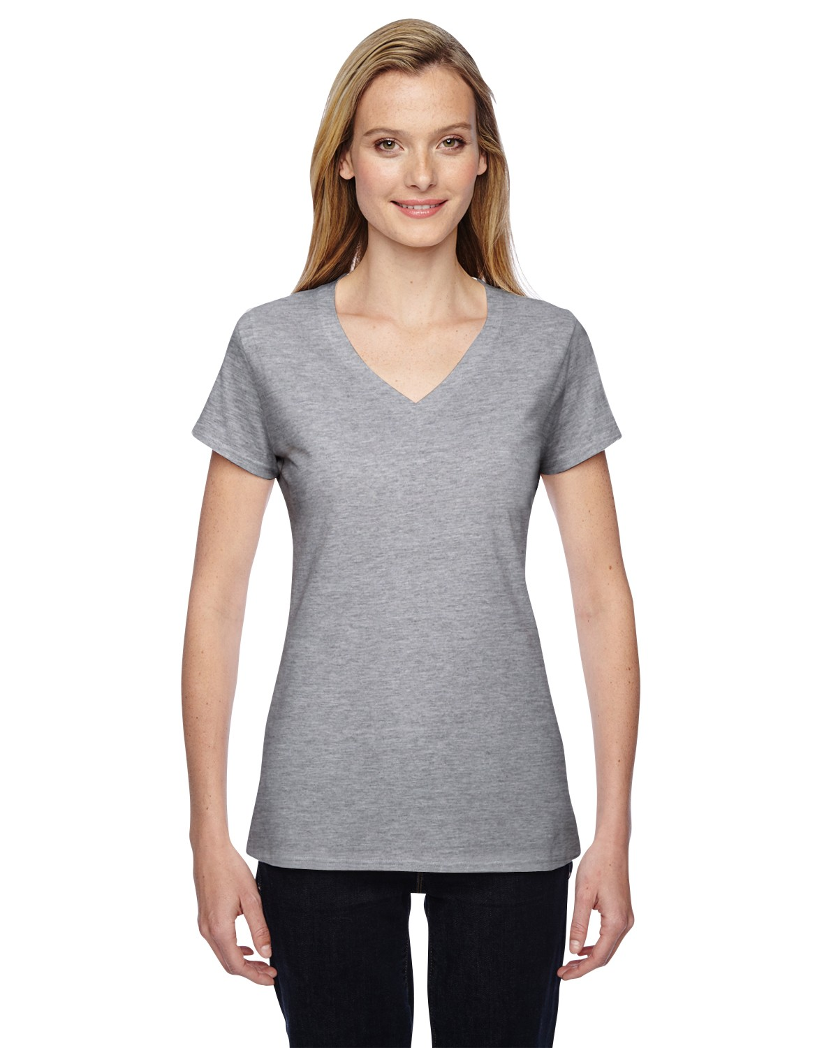 SFJVR Fruit of the Loom ATHLETIC HEATHER
