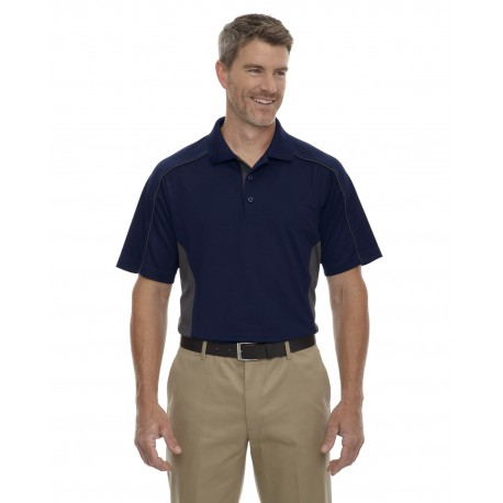 85113T Extreme 85113T Men's Tall Eperformance Fuse Snag Protection Plus Colorblock Polo CLASSIC NAVY 849
