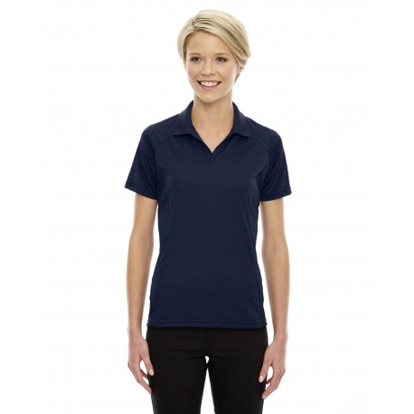 75116 Extreme 75116 Ladies' Eperformance Stride Jacquard Polo CLASSIC NAVY 849