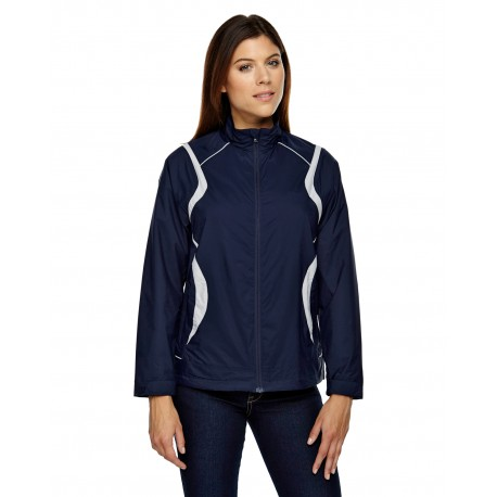 78167 North End 78167 Ladies' Venture Lightweight Mini Ottoman Jacket CLASSIC NAVY 849