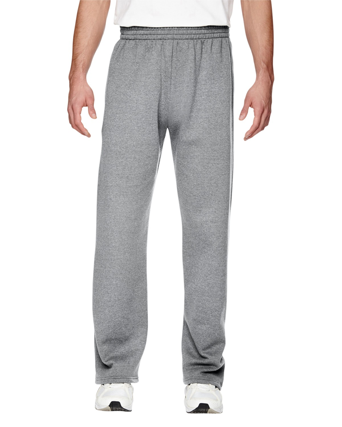 SF74R Fruit of the Loom ATHLETIC HEATHER