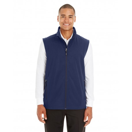 CE701 Core 365 CE701 Men's Cruise Two-Layer Fleece Bonded Soft Shell Vest CLASSIC NAVY 849