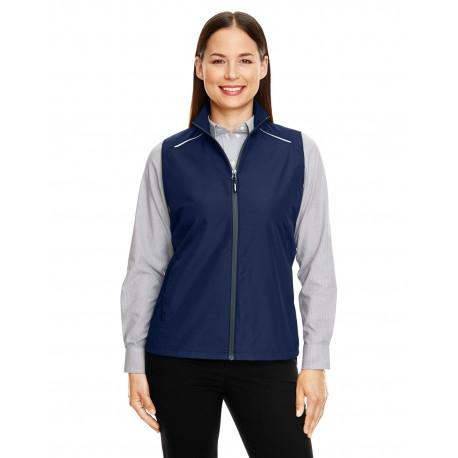 CE703W Core 365 CE703W Ladies' Techno Lite Unlined Vest CLASSIC NAVY 849