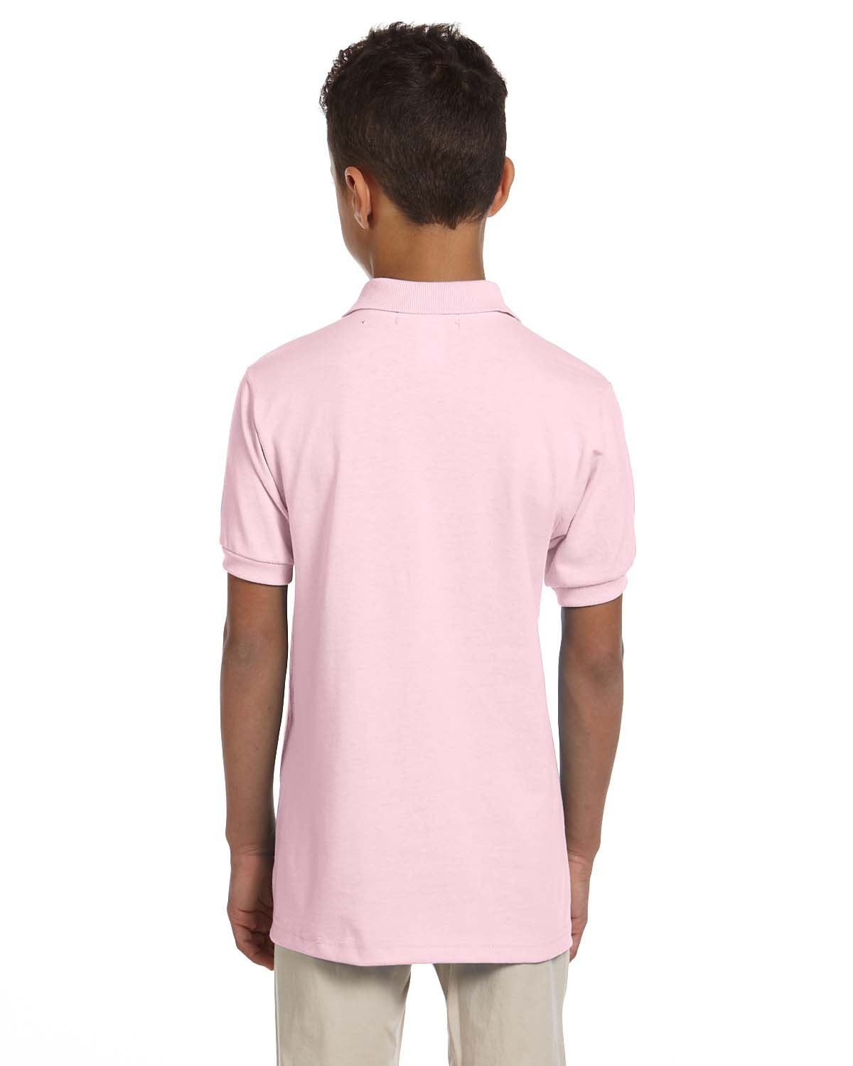 437Y Jerzees CLASSIC PINK