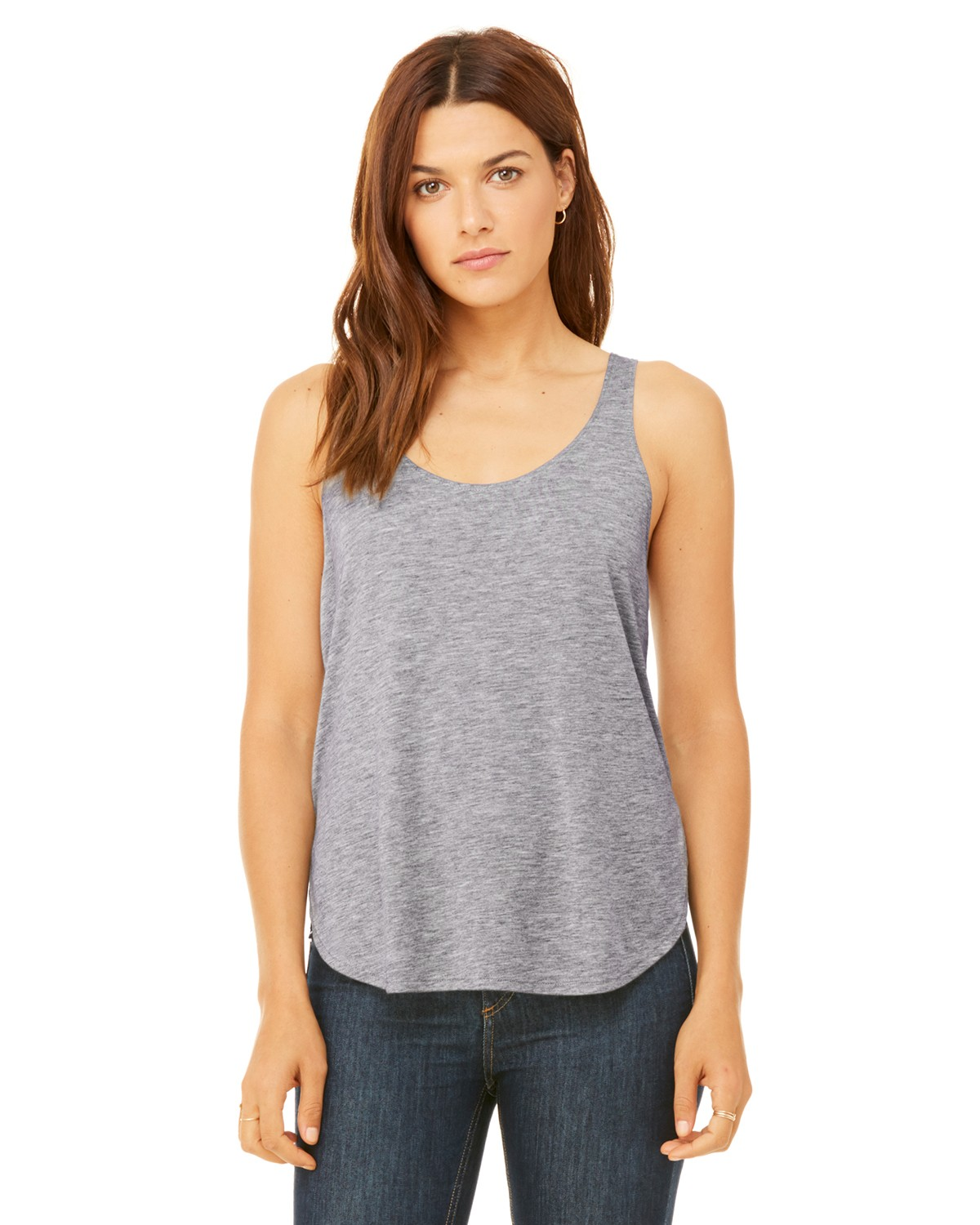 B8802 Bella + Canvas ATHLETIC HEATHER